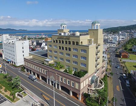 五島カンパーナホテル